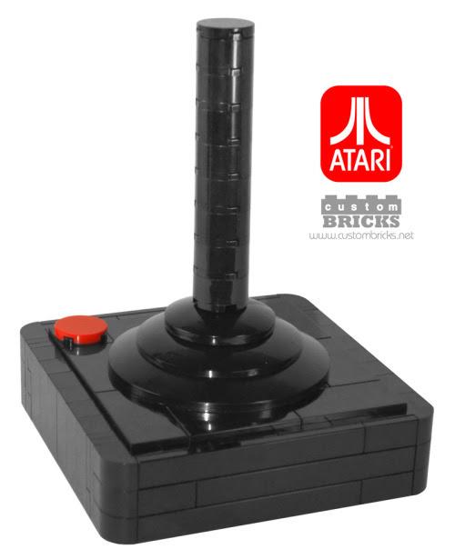Lego Atari 2600 Gaming Controller