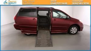 Michigan Wheelchair Vans For Sale Blvd Com