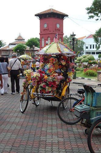Beca, Malacca