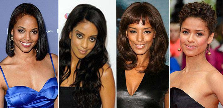 Sexiest African Actresses in Hollywood