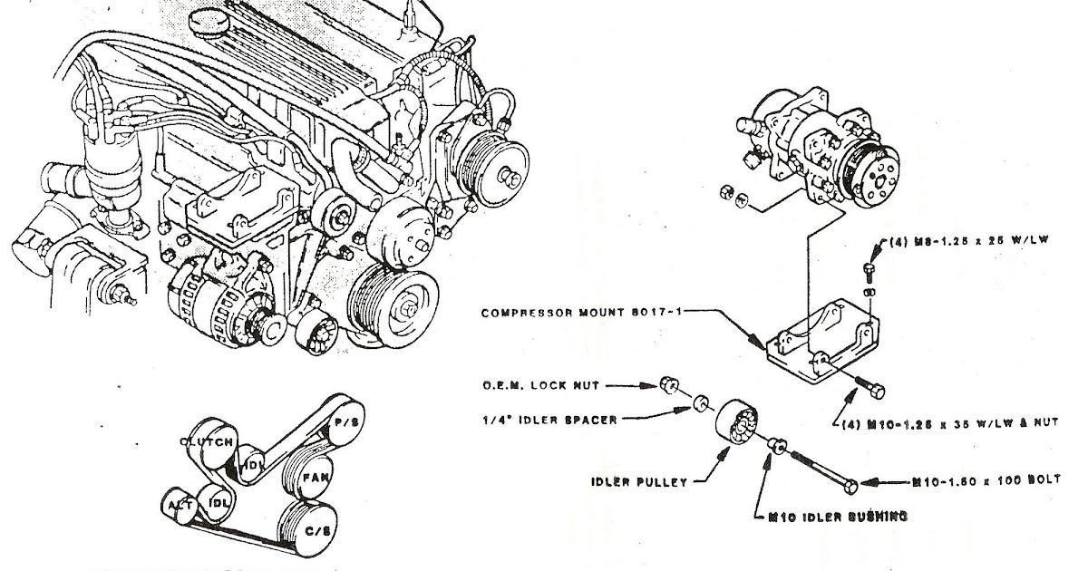 Engine Diagram For 1995 Jeep Wrangler 4 0