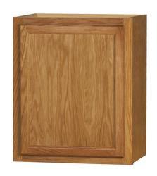 """Kitchen Kompact Chadwood 24"""" x 30"""" Oak Wall Cabinet at ..."""