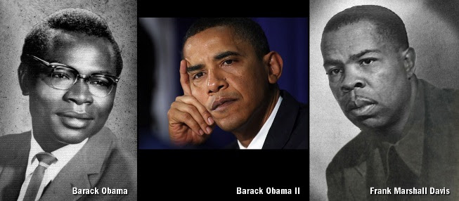 Image result for obama true father