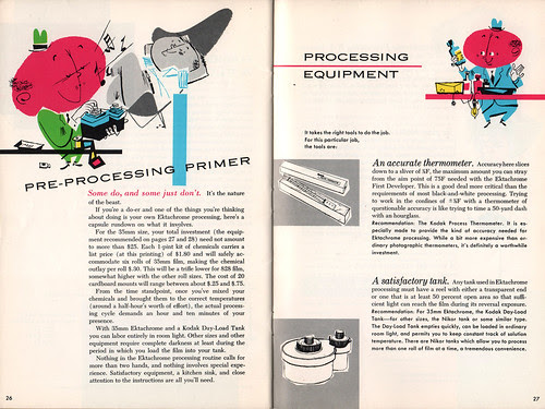 Kodak Ektachrome booklet 6