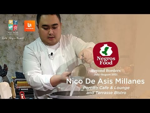 Playing Favorites with Chef Nico De Asis Millanes