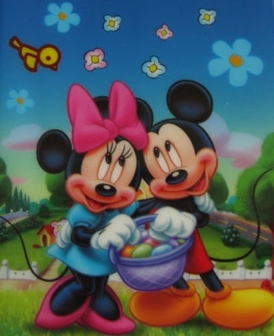 Mickey And Minnie Images Easter Mickey Mouse And Minnie Mouse