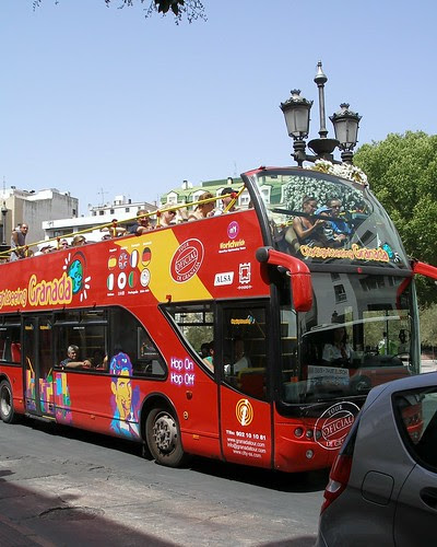 City Sightseeing Granada