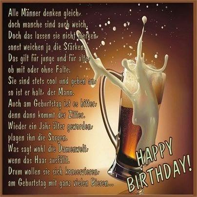Gluckwunsche Zum Geburtstag Fur Manner