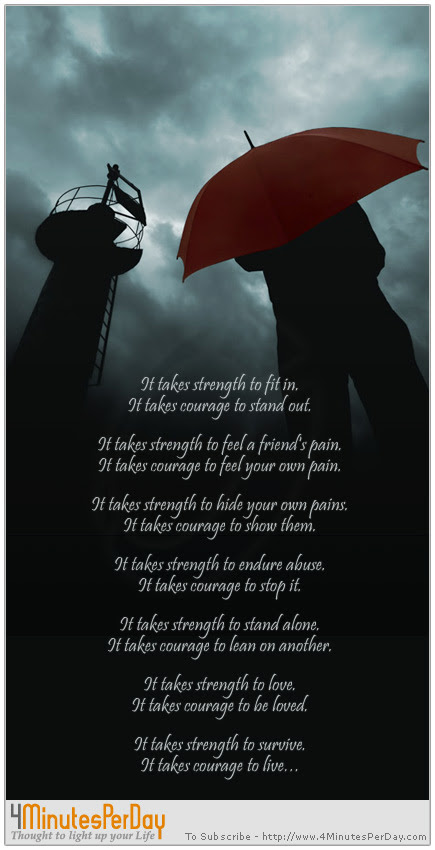 Quotes About Courage Strength 146 Quotes