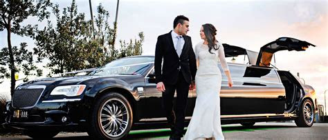Luxury Wedding Limousines Hire Melbourne
