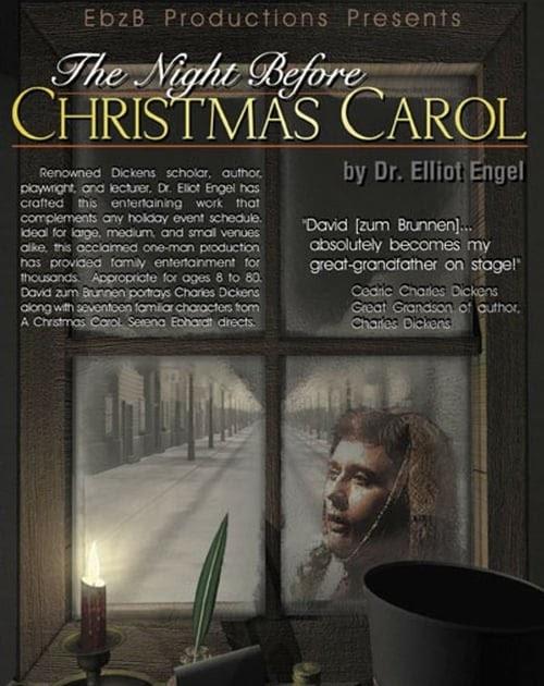 Ver The Night Before Christmas Carol 2010 Película Completa en Español Gratis - Ver películas ...