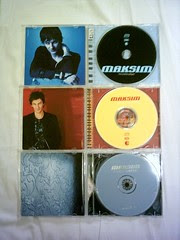 Maksim albums