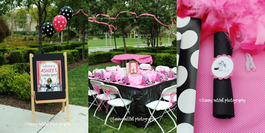 Lets Party Throw An Eloise Birthday Party Tammy Mitchell Photography