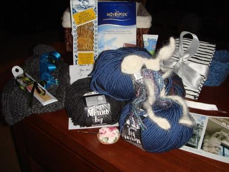 Knit Mitt Kit from Kiki