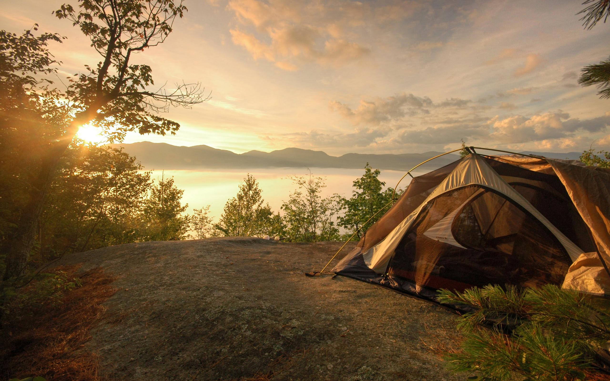 Bestplacetovisitinindonesia; How To Slumber Spell Camping