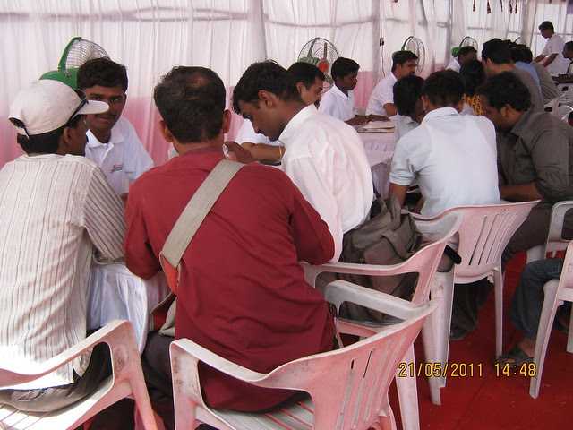 Anandgram Talegaon Dhamdhere receives huge response! on the special duty to book a home