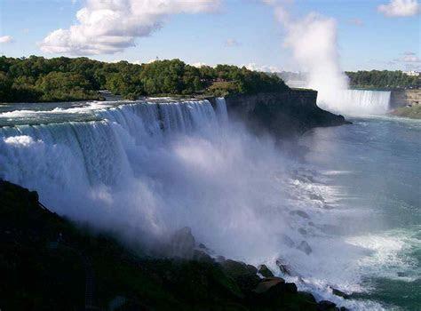 largest  biggest waterfalls   world
