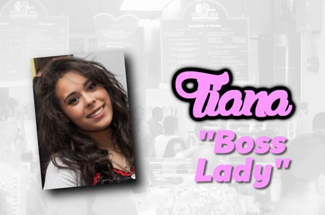 Tiana Boss Lady