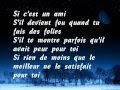Celine Dion - Hymne A L'amitié
