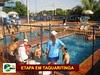Informações sobre o biribol de Jundiaí, malha da região e o Interno de futsal de Valinhos