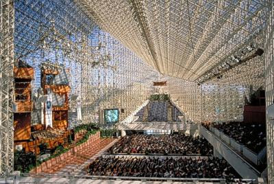 Crystal Cathedral, Anaheim/Orange County Visitor and Convention Bureau
