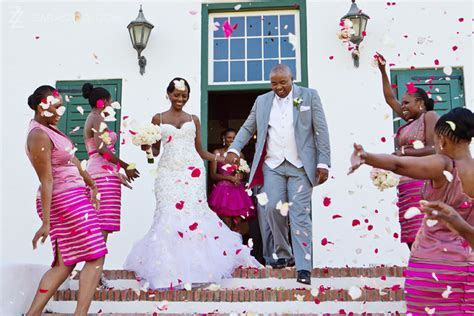 Wedding Inspiration: South African Wedding of Mikki and