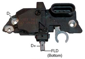stock alternator wiring diagram image 4