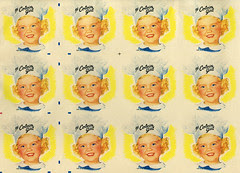 The Colvin Girl Bread End Labels