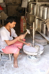 The Flour Mill Grinder of Bandra Bazar by firoze shakir photographerno1
