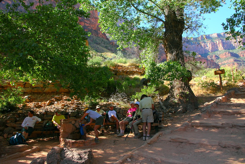 IMG_2294 Indian Garden, Bright Angel Trail, Grand Canyon National Park