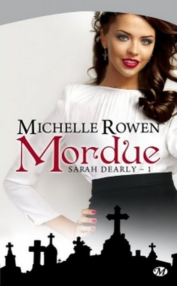 Couverture Sarah Dearly, tome 1 : Mordue