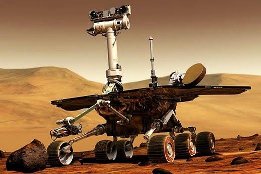 Ini lho Robot ROVER yang akan di kirim ke MARS