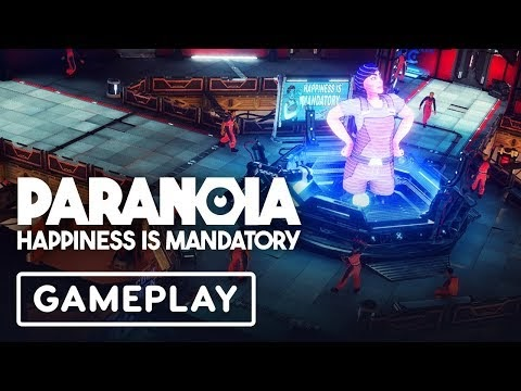 Paranoia Happiness Is Mandatory Review | Gameplay