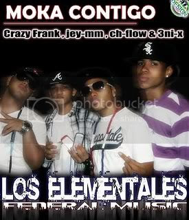 LOS ELEMENTALES FEDERAL MUSIC