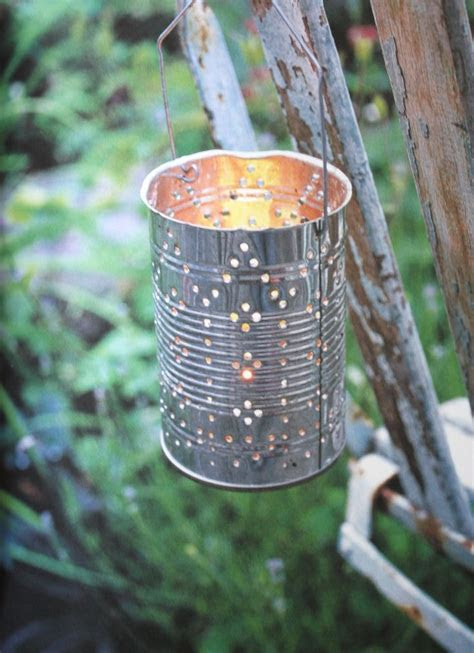 Best 25  Can lanterns ideas on Pinterest   Tin can