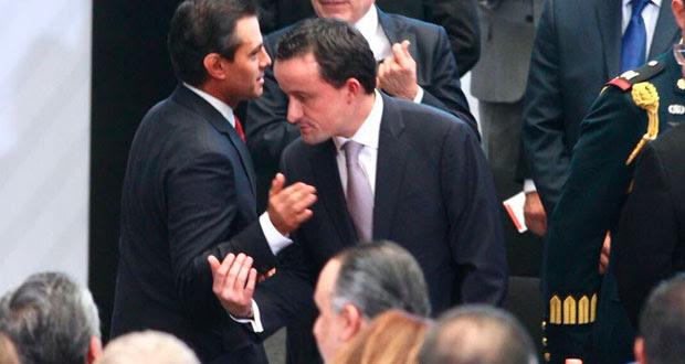 Mikel Arriola se destapa como aspirante del PRI a jefatura de CDMX