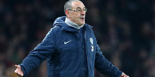 Google News - Maurizio Sarri slams Chelsea players after Arsenal ... 8df0dca60