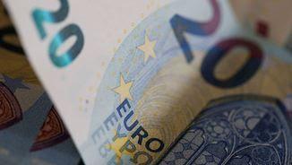 Un bitllet de 20 euros