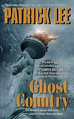 Ghost Country (Travis Chase, #2)