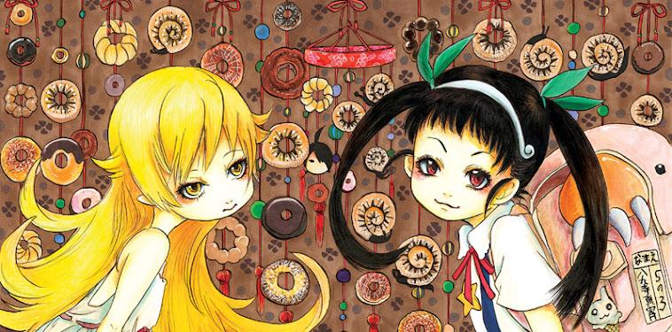 Monogatari Series Shinobu Time