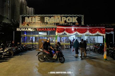 Gobyos Dromos di Mie Rampok Surabaya