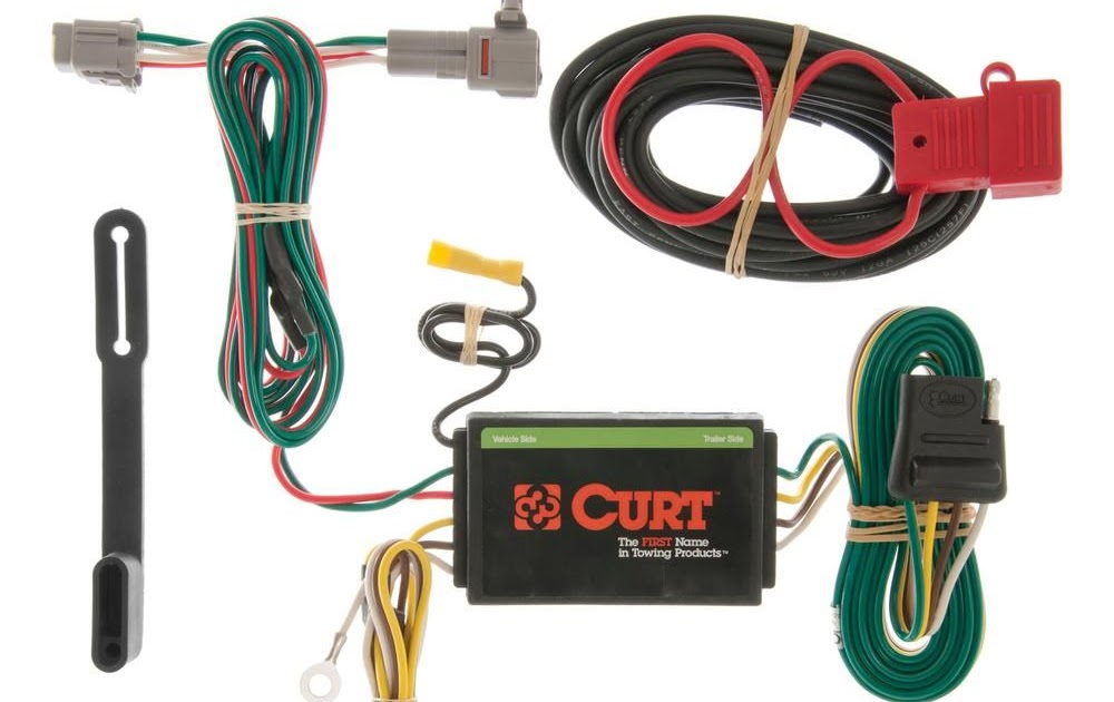 Curt Hitches Wiring Harness