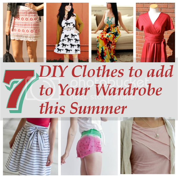 Diy Home Sweet Home 7 Diy Clothes To Add To Your Wardrobe