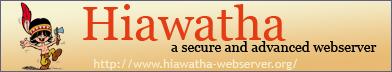 Hiawatha web server
