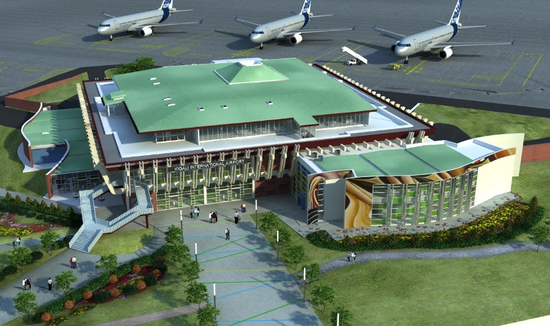 Proposed Kigali Airport Upgrade