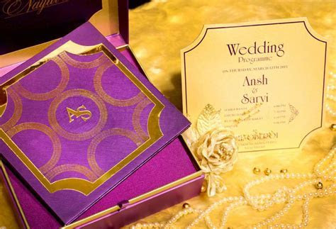 Designer Indian Wedding Cards   Wedding Invitations Delhi