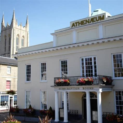 Athenaeum, Bury St Edmunds wedding venues