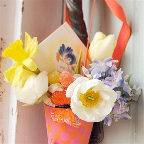 DIY May Day Baskets   Hallmark Ideas & Inspiration