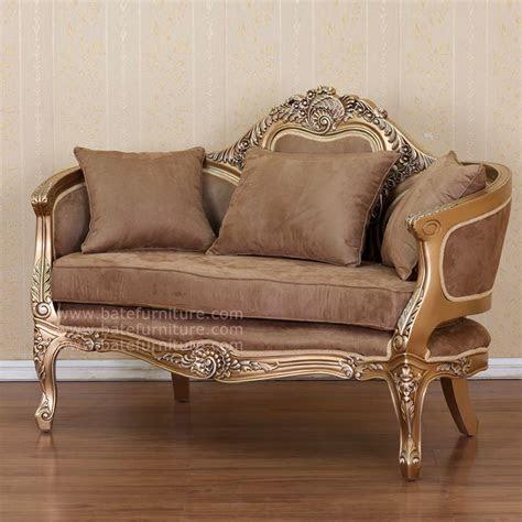 gold sofas del mar gold wood trim kenyan copper sofa usa