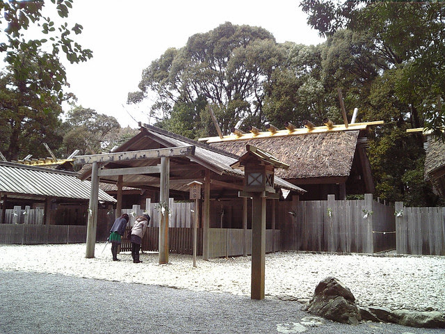 伊勢神宮 外宮別宮 月讀宮 - Tsukiyomi no miya (Geku of Ise Grand Shrine) // 2010.02.12 - 06